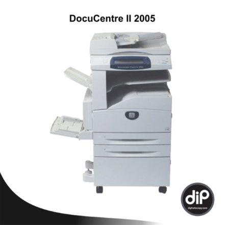 Fuji Xerox DC II 2005