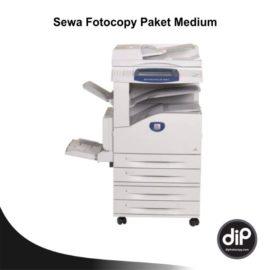 Sewa Fotocopy Paket Medium