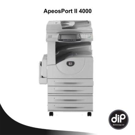 Fuji Xerox Apeosport II 4000